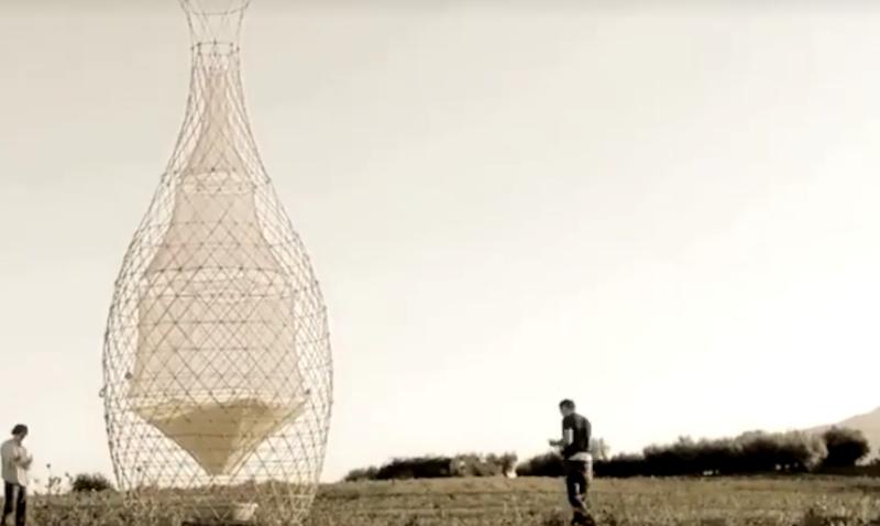 Afrika: Warka Water gewinnt Trinkwasser aus der Luft (Video)