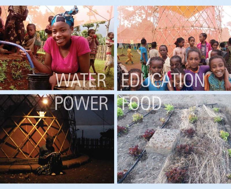 Afrika: Warka Water gewinnt Trinkwasser aus der Luft