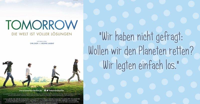 Tomorrow-die-Welt-ist-voller-loesungen (2015) | Quelle: Pandora Film