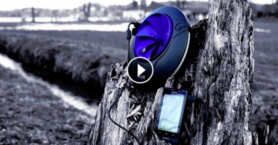 Blue Freedom: Das leichte Minikraftwerk (Video)